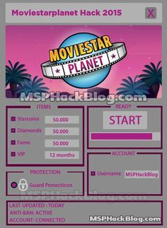 Moviestarplanet Starcoin, Diamond & VIP Hack - Summer 2015 - http://msphackblog.com/moviestarplanet-starcoin-diamond-vip-hack-summer-2015/