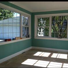 Sun porch. original link not working. like the windows.