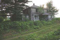 old forgotten home
