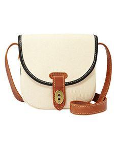 Fossil Handbag Austin Small Flap, $98