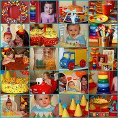 little pumpkin grace: Classic Toys Birthday Party