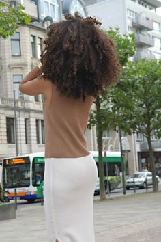 Curly Hair, Natural Hair, Afro Hair, Nane Riehl