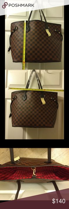LV NEVERFULL GM NEW High Quality Ladies Fashion Bag with Dustbag.                                                                      FEEL FREE TO CHECK MY LISTINGS FOR MORE AWESOME STUFF... no brand Bags Shoulder Bags