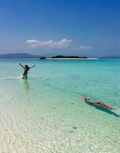 You have to discover the beaches at Komodo National Park, Indonesia