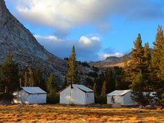 Vogelsang High Sierra Camp in Yosemite
