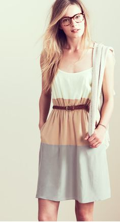 Colorband Slipdress, madewell.com