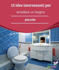 13 #idee interessanti per arredare un bagno piccolo   Un #bagno piccolo può essere anche un posto in cui #rilassarsi, godere di intimità e #tranquillità. Alcune idee per arredare un piccolo #ambiete