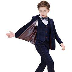 Boys High-Grade Suits 5 Piece Slim Fit Elegant Suit for Boys Quality Fabric Suits Season 7, Season 8, Suits 5, Boys Suits, Boys Wedding Suits, Suit Supply, Slim, Elegant, Fitness