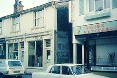 Camden Road 1960s