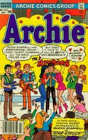 Had to pay my sister 5 cents to read her Archie comics. It was worth it :)