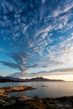 Baie de Calvi, Corse, France