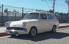 Learn more about BDA Clone w/ Bike Carbs: Swapped 1967 Ford Anglia on Bring a Trailer, the home of the best vintage and classic cars online. Ford Anglia, Classic Cars Online, Dream Garage, Old Cars, Cars For Sale, Toyota, Porsche, Bmw, Vehicles
