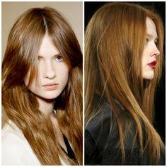 Spring Hair Color Inspiration and Formulation: Bronzed Blonde