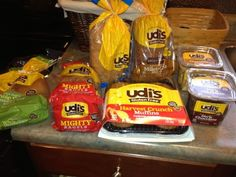@UdisGlutenFree Products Review :: Gluten Free, Soy Free, Nut Free & Dairy Free