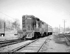 RailPictures.Net Photo: NH 1224 New York, New Haven & Hartford Railroad EMD GP9 at Blackstone, Massachusetts by Donald Haskel