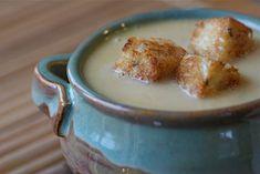 Cheddar-Ale Soup