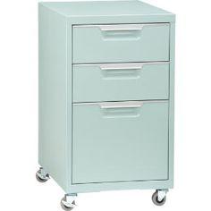 Elegant Tps Mint 3 Drawer Filing Cabinet