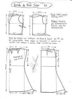 12 Sewing Patterns Tips Mccalls Patterns, Sewing Patterns Free, Clothing Patterns, Sewing Tutorials, Dress Patterns, Free Pattern, Make Your Own Clothes, Gown Pattern, Pattern Drafting