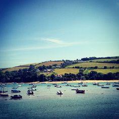 What's not to love about Salcombe? (A British Summer Day in Salcombe, Devon, UK) Devon Coast, Devon Uk, South Devon, Devon And Cornwall, British Summer, Seaside Beach, Dartmoor, Fishing Villages, Day Trips