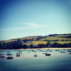 What's not to love about Salcombe? -  A Perfect British Day in Salcombe, Devon, UK #perfectdays #salcombe #devon