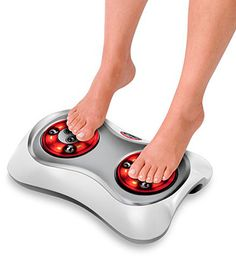 HoMedics FMS-150H  Shiatsu Foot Massager. This massager is great for such target zones as feet and toes. #bestadvisor #footmassage