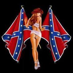 Photo by David Waue Southern Heritage, Southern Pride, Southern Ladies, Rebel Flag Tattoos, Patriotic Pictures, Angel Artwork, Man Cave Art, Dark Art Drawings, American Freedom