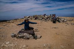 IMGP0201 | Flickr - Photo Sharing! Mt. Baldy Summit