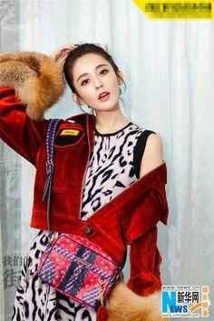 Actress Na Zha  http://www.chinaentertainmentnews.com/2016/11/chinese-actress-na-zha-releases-fashion.html