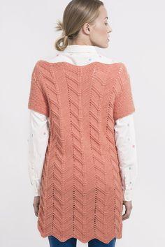 Naisen kohoneuletunika Novita 7 Veljestä | Novita knits