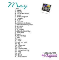 #Edugood: A 365 Photo Challenge - May
