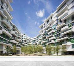Gallery of 'UNIK' Apartments / Beckmann-N'thepe Architectes - 1
