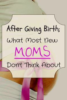 You spend 9 months preparing for your newborn but you can't forget about yourself. Here's what all mommies need after giving birth.