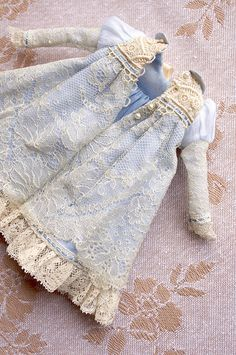 French Lace - clothes for Blythe - Frederique