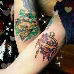 Nice tattoos for yu-gi-oh