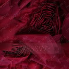 Dresswe.com SUPPLIES Excellent Mermaid Strapless Casscading Ruffles Chapel Train Color Wedding Dress Trumpet/Mermaid Wedding Dresses (5)
