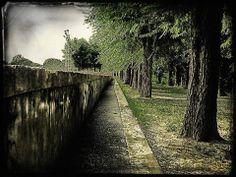 """Per noi orbetellani... semplicemente i """"bastioni"""" - #Orbetello - #Maremma - #Tuscany. Foto di Fabio Gori"""