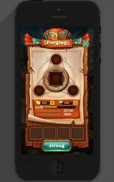 [H2] U Linh nghệ thuật tạo hình trò chơi giao diện người dùng trực tuyến Class - học ...