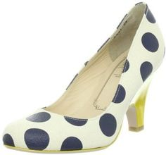 polka dot pumps / ShopStyle: KariAng (カリアング)Park パンプス  - shopstyle.co.jp