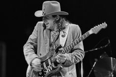 Ultimate Classic Rock counts down the best songs by Stevie Ray Vaughan. Eric Clapton, Stevie Ray Vaughan Songs, I Love Music, Music Is Life, Dallas, Texas Flood, Classic Blues, Classic Rock, Brandy Love