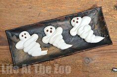 Ghostly Halloween Treats