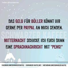 Böller - Nachricht zu Silvester