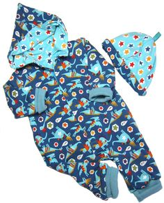baby overall TOMMI, pattern by farbenmix.de #sewing #baby #zwergenverpackung #farbenmix #naehen #diy