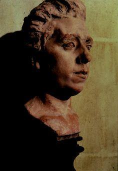 Camille Claudel : buste de son amie Jessie Lipscomb, elle aussi sculpteur.