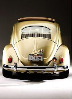 1957 Oval Ragtop Beetle