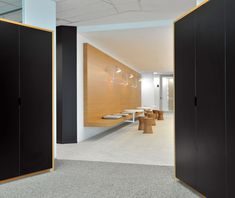 credit suisse office by group gsa australian interior design awards nice clean lines of built in bench seat wall panel tables and lighting ancestrycom featured office snapshots