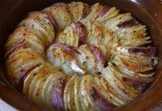 Körbe-körbe sült krumpli