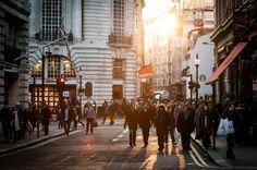 London // City Guides // Postcard + Menu