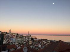 Another beautiful Lisbon sunset