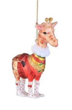 Giraffe Christmas Ornaments | Christmas Stuff | Pinterest ...
