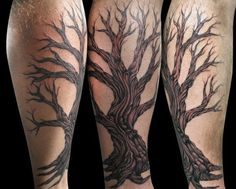 Free leg tattoo - 50 Incredible Leg Tattoos  <3 <3